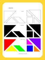 Tangram | Puzzles | Patterns | Shapes