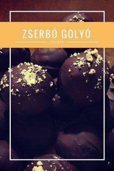 Zserbó golyó, a megunhatatlan gyors nasi – Tortaiskola Hungarian Recipes, Cakes And More, I Love Food, Sweet Recipes, Nasa, Food And Drink, Sweets, Homemade, Snacks