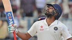India vs NZ:Rohit Sharma flourishes but Shikhar Dhawan fades on Day 3 | cricket | Hindustan Times