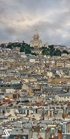 Montmartre, Paris, France | Flickr - Photo Sharing!