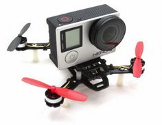 Droneproz Scorpion non FPV | HelicoMicro.com  ... This website has a lot more information about drones that follow you