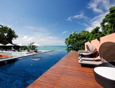 Hotels With Infinity Pools Full Of Imagination: Best Hotels With Infinity Pools On Natural Decoration