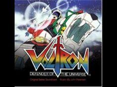 Voltron Soundtrack 1984 Original Closer