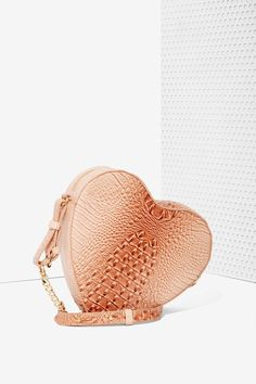 x Nila Anthony I Heart You Crossbody Bag