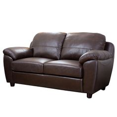 T Leather Twin Sleeper Sofa Sofas Raymour