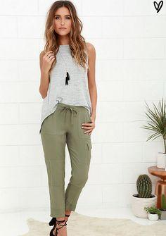 TROUSERS - Casual trousers Cutie KoABYH