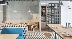 Beauty Free Baking Restaurants,© Xia Xuwei