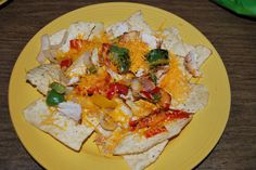 Chicago Foodie Sisters: Planet Hollywood Nachos