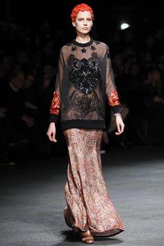 Givenchy Fall 2013 RTW | DEW MAGAZINE