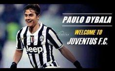 """Juventus , adesso è ufficiale Dyabala bianconero per cinque anni .. Paulo Dybala è un nuovo giocatore della Juventus, questo il comunicato del club bianconero: """"La Juventus comunica di aver perfezionato l'accordo con il Palermo per l'acquisizione a titolo definitivo  #juventus #palermo #dybala"""