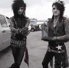 Andy Sixx and Ashley Purdy..... Love them!!!