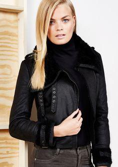 ideel | On To Autumn sale  i love this jacket.