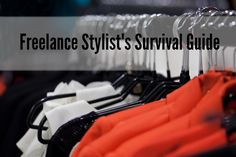 TOP 5 freelance stylist's tips for surviving in the fashion industry | School of Style