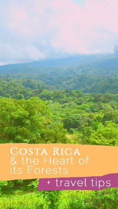 Costa Rica and its most beautiful spots  #sponsored