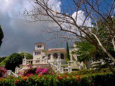 Si-uL's Inspiration - Caribbean architecture - Castillo Serrallés, Ponce, Puerto Rico