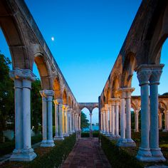 Cloisters at One & Only Ocean Club, Paradise Island, Bahamas http://oceanclub.oneandonlyresorts.com/