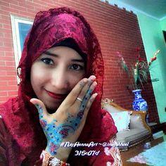Inayah Huwel Nahdi - Nay Henna Art. (lukishenna.com)
