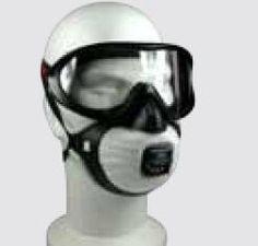 Masque de protection respiratoire - Code produit: 6003013 - Cliquez sur la photo pour voir la fiche produit