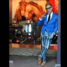 Gianluca Vacchi fashion style | GV style | GIANLUCA VACCHI STYLE | Pinterest | Style