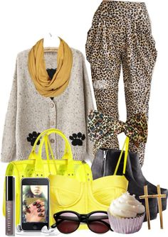"""""""Going out to get some presents! :D"""" by the-cursed-and-beloved-delisha ❤ liked on Polyvore"""