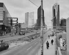 Karl-Ludwig Lange, Berlin, Potsdamer Platz, um 1999