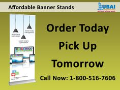 High Quality #BannerStand At Affordable Price.