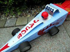 365Sonnenschein: Schultüte Racer, total cool!