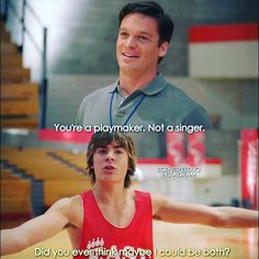 You go troy!!! I still have feels!!