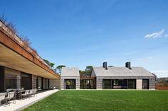 A Hamptons Home Referencing Gabled Potato Barns