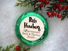 SALE  bah humbug mulled fruits spices f bomb by fbombswearystuff