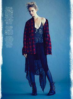 nice Heloise Guerin para Marie Claire UK Setembro 2013 por James Macari   [Editorial]