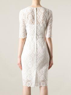38205c380c41 Billedresultat for dolce Gabbana white broderie anglaise dress