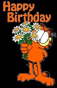 92 Best Garfield S Happy Birthday Images On