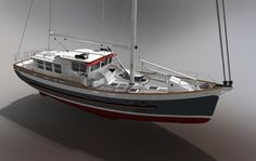 Building your own boat can be cheaper than buying a manufactured boat. A boat that you have made yourself can b Yacht Design, Boat Design, Trawler Yacht, Liveaboard Boats, Explorer Yacht, Make A Boat, Cabin Cruiser, Boat Projects, Yacht Boat