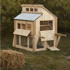 Build a Chicken Coop – Raising Chickens Cheap Chicken Coops, Mobile Chicken Coop, Portable Chicken Coop, Chicken Coup, Backyard Chicken Coops, Chicken Coop Plans, Building A Chicken Coop, Chicken Runs, Chickens Backyard