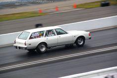 Super Stock Dodge Aspen station wagon