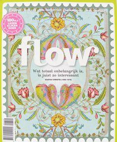 Papaya Art op Flow Magazine by door Noor, via Flickr