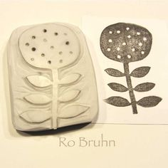 Ro Bruhn Art: Stocking my Etsy