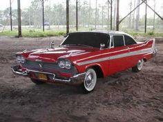 """Christine"", 1958 Plymouth Fury"