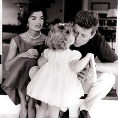 The Kennedys - 1961 - Photo by Richard Avedon