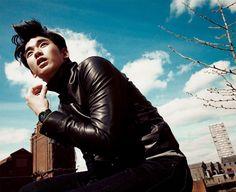Kim Soo Hyun for Harper's Bazaar May 2012
