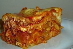 Really easy lasagna if you are busy. Cheese Lasagna, Pot Lights, No Noodle Lasagna, Cooking Turkey, Learn To Cook, Light Recipes, Healthy Recipes, Healthy Meals, Crockpot