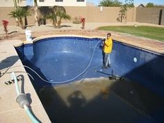 1000 images about pressure wash on pinterest pressure for Pressure clean pools
