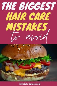 Check out these common hair care mistakes that you must stop right now if you want healthy hair! Long Hair Tips, Grow Long Hair, Easy Hairstyles For Long Hair, Vitamins For Hair Growth, Hair Vitamins, Healthy Hair Growth, Diy Hair Care, Hair Care Tips, Hair Care Recipes
