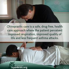 Does your child have asthma? Get them checked by a chiropractor! http://thegoodlifechiropractic.com