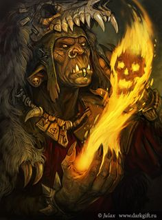 orc wizard - Google Search