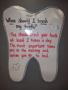 Here are just some of the activities we will be doing for our dental health unit!   Here is a fun poem!      This graph kicked off our unit...