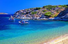 Post with 113 views. [OC] Beach with Fishing Boats, Halkidiki, Greece Travel Around The World, Around The Worlds, Cool Pictures, Cool Photos, Beach Photos, Halkidiki Greece, Macedonia Greece, Summertime Madness, Greece Pictures