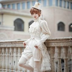 My-Lolita-Dress Official — Like Heaven, Fall in Hell, white and black. Lolita Hair, Gothic Lolita Dress, Gothic Lolita Fashion, Lolita Makeup, Lolita Style, Harajuku Fashion, Kawaii Fashion, Cute Fashion, Fashion Outfits