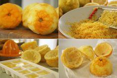 Sour power! How to preserve lemons fresh all year long.